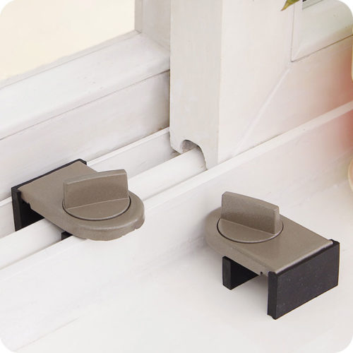 Window Stopper Adjustable Lock