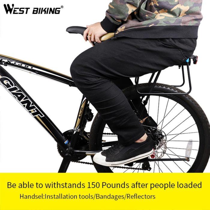 Bike Pannier Rack Bag Holder