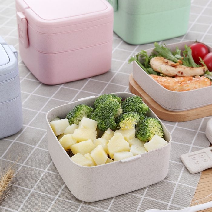 Pack Lunch Box Mini Food Container