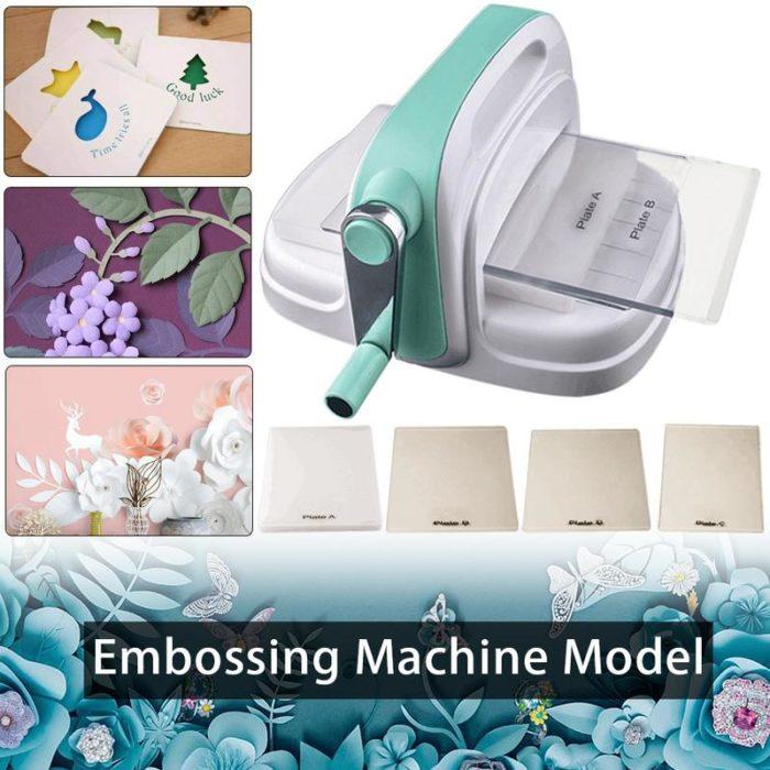 Embossing Machine Mini DIY Tool