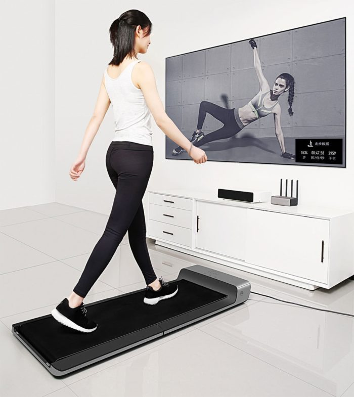 Walking Pad Electric Fitness Equipment