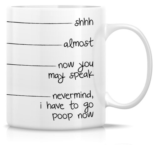 Funny Coffee Mugs Ceramic Cup