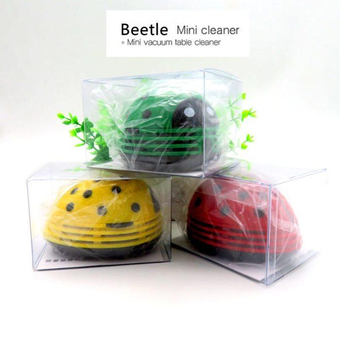 Desktop Cleaner Mini Vacuum Cleaner