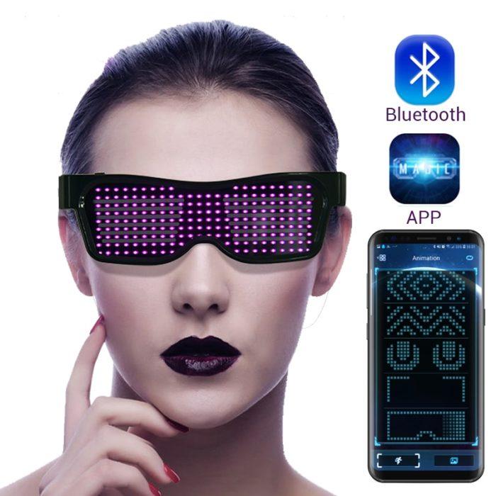 LED Sunglasses Party Eyewear