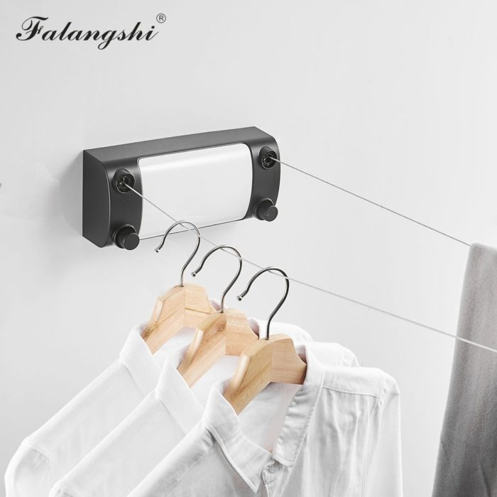 Indoor Clothesline Retractable Rope