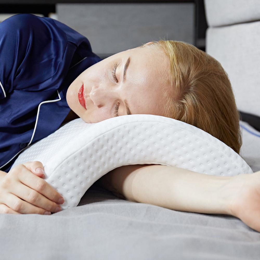 Pillow for Sleeping Upright,U Shaped
