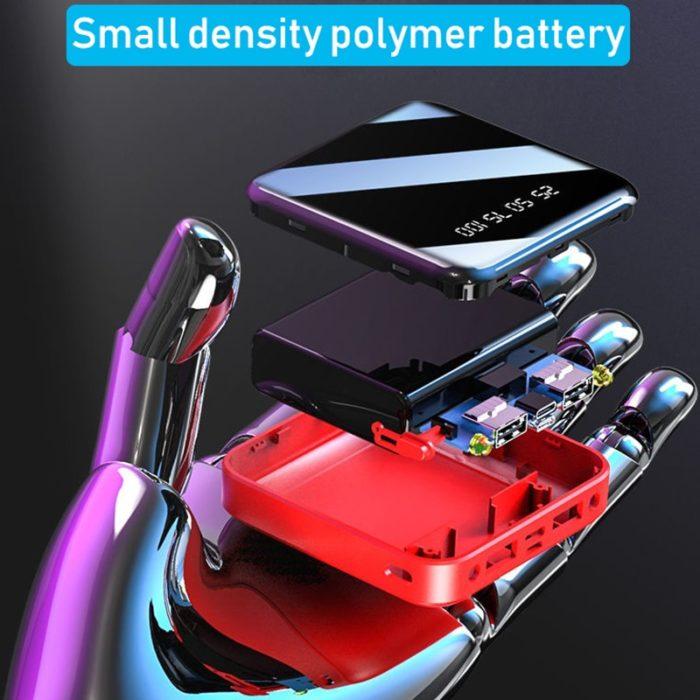 Mini Powerbank 12000 mAh