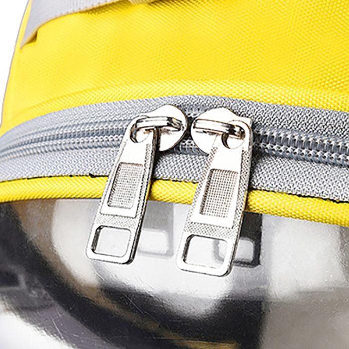 Pet Backpack Transparent Pet Carrier