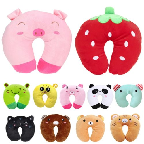 Kids Neck Pillow Travel Cushion