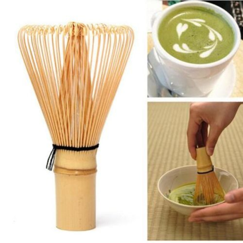 Bamboo Whisk Matcha Powder Tool