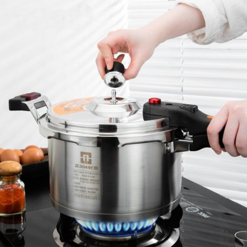 Pressure Cooker Stainless Steel Pot