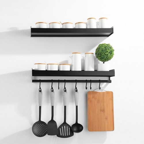 Kitchen Wall Rack Spice Organizer