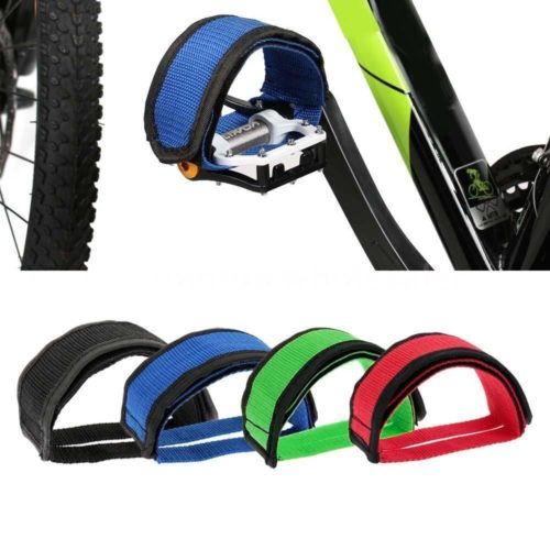 Bike Pedal Strap Toe Clip