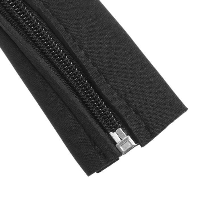 Cable Management Sleeve Zipper Wrap
