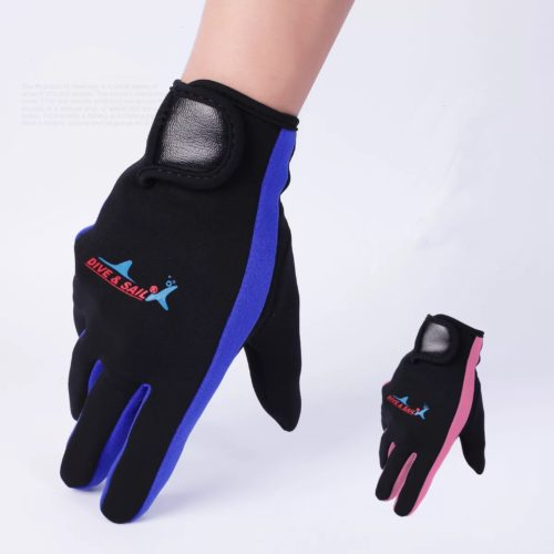 Diving Gloves Underwater Hand Protection
