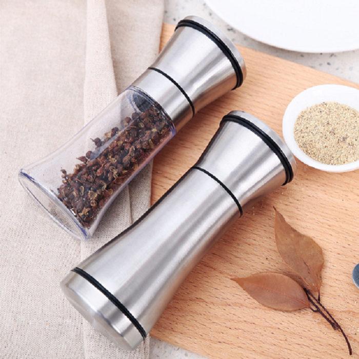 Salt Pepper Grinder Manual Miller