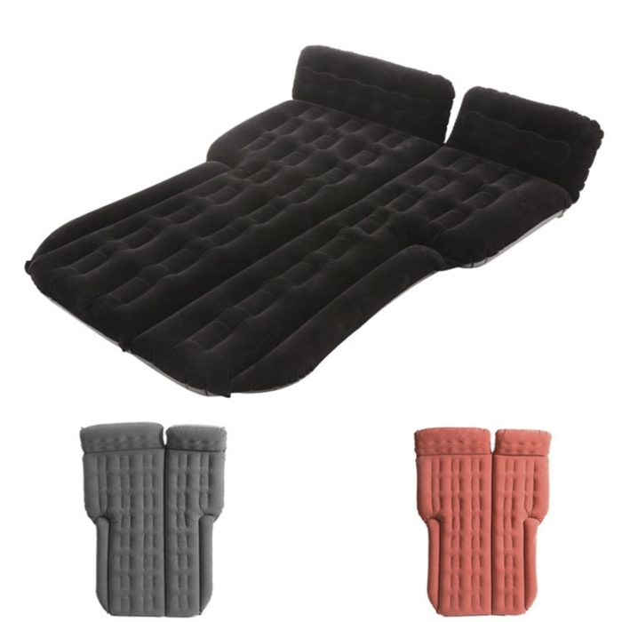 Inflatable Car Mattress Portable Bed