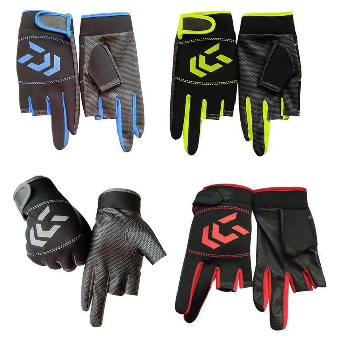 Fishing Gloves For Men And Women