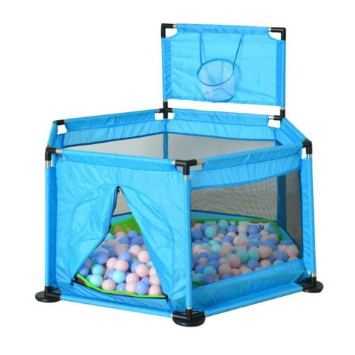 Portable Playpen Kids Activity Fence