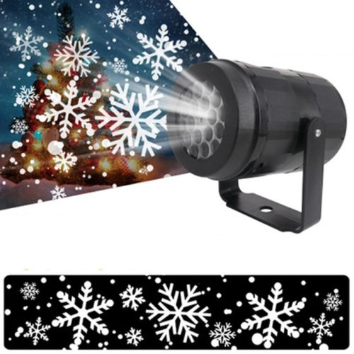 Snowflake Projector LED Christmas Light