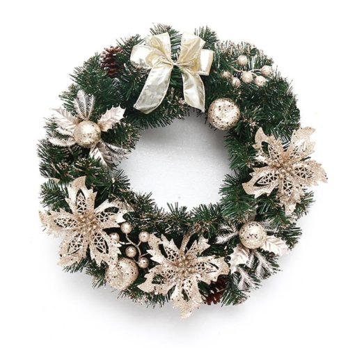 Christmas Wreath Home Decor