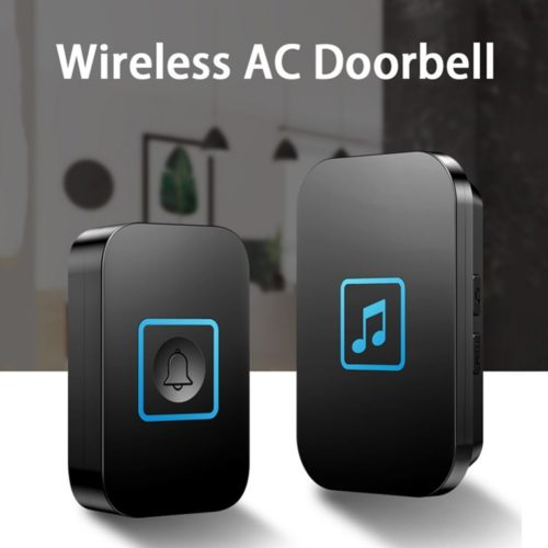 Wireless Door Bell Long Distance Transmission