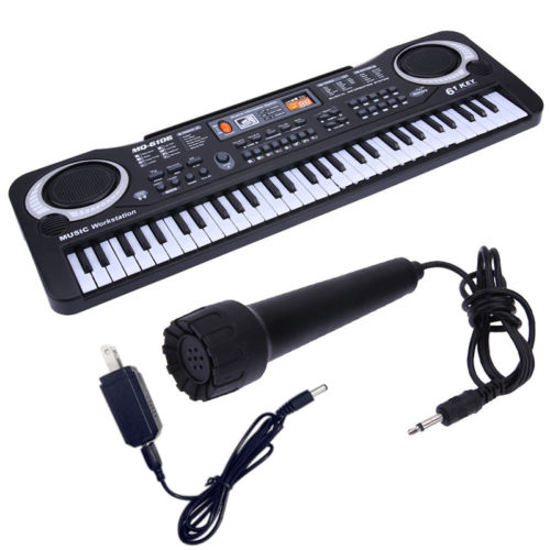 Kids Keyboard Piano 61-Key Toy
