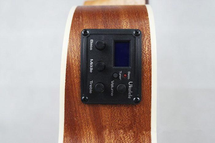 Electric Ukulele 4-String Mini Guitar