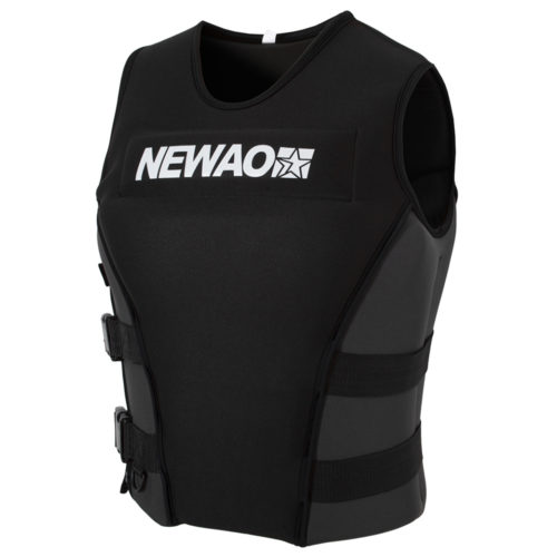 Neoprene Life Jacket Swimming Vest