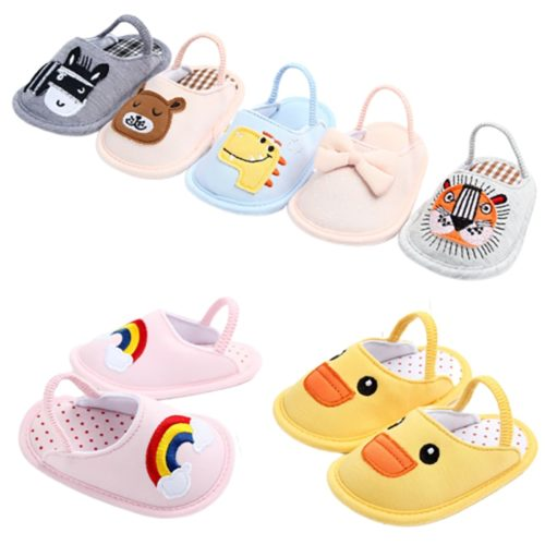 Infant Slippers Anti-Slip Footwear