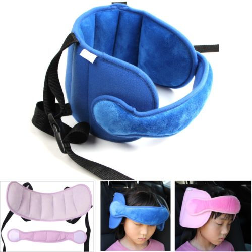 Car Seat Head Strap Head Support