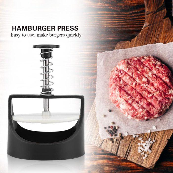Hamburger Maker Meat Patty Press
