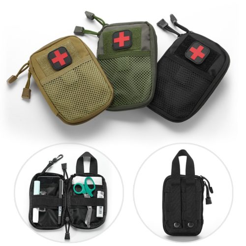 IFAK Pouch Individual First Aid Kit