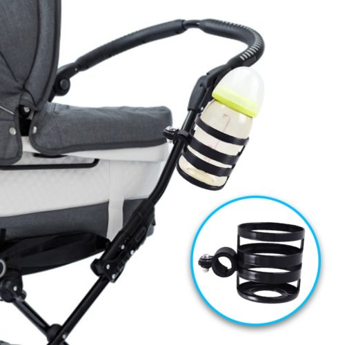 Stroller Cup Holder Bottle Rack
