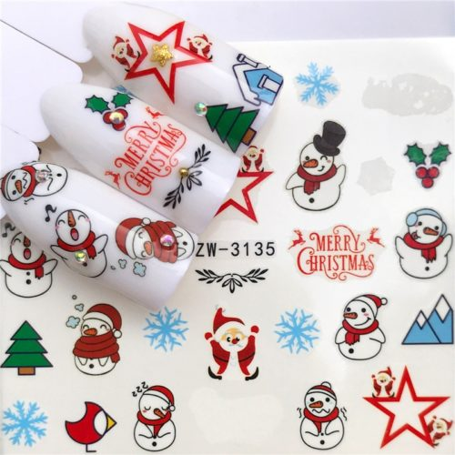 Christmas Nail Art Designs DIY