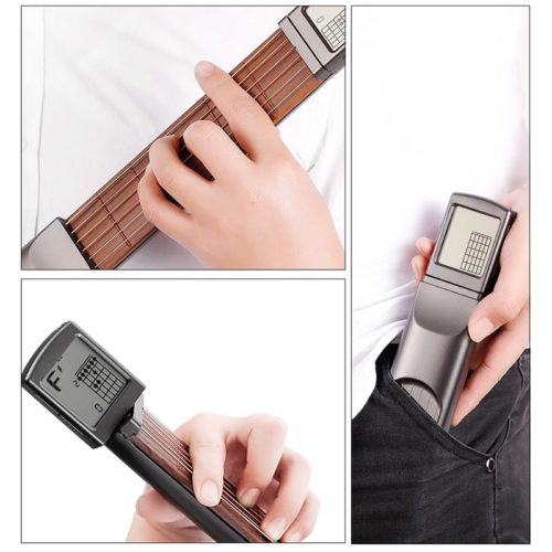 Pocket Guitar 6-Tone Portable Instrument
