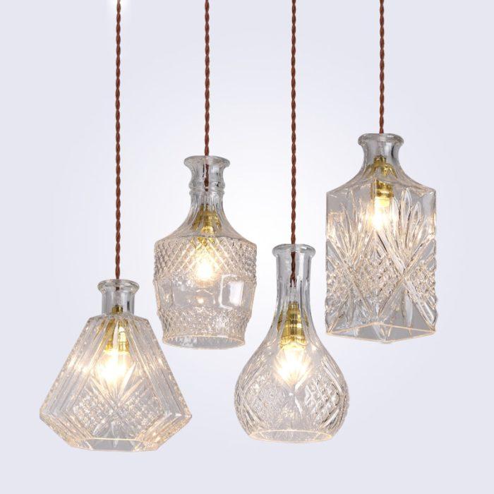 Glass Pendant Lights Indoor Lighting