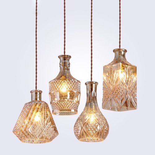 Glass Pendant Lights Indoor Lighting