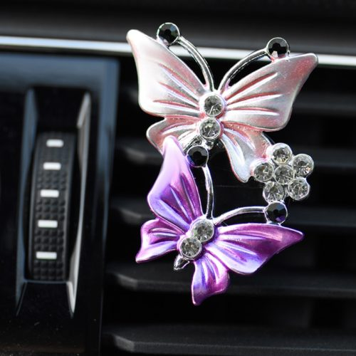 Car Air Freshener Cute Butterfly Design