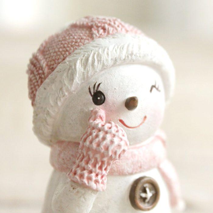 Snowman Figurine Christmas Decoration