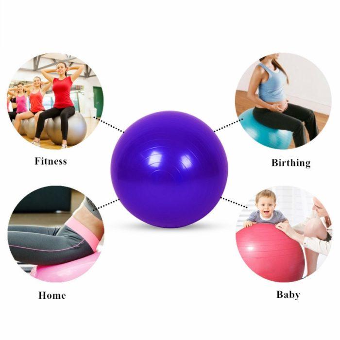 Balance Ball Yoga Fitness Ball