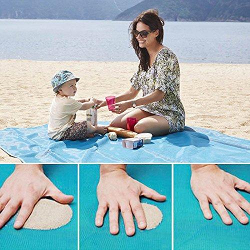 Sand Free Beach Mat Outdoor Blanket``Sand Free Beach Mat Outdoor Blanket``
