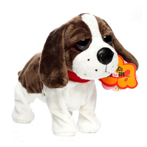 Robot Puppy Interactive Toy