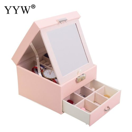 Jewelry Boxes For Women Travel Organizer