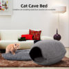 Cat Cave Bed Pet Accessory