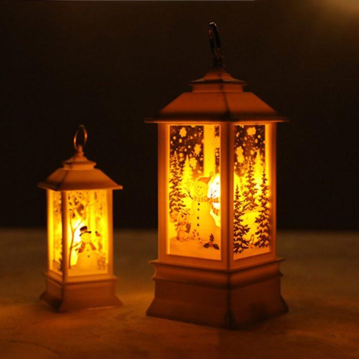 Christmas Lamp Battery-Powered Light