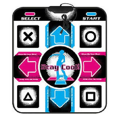 Dance Pad Dance Revolution Game