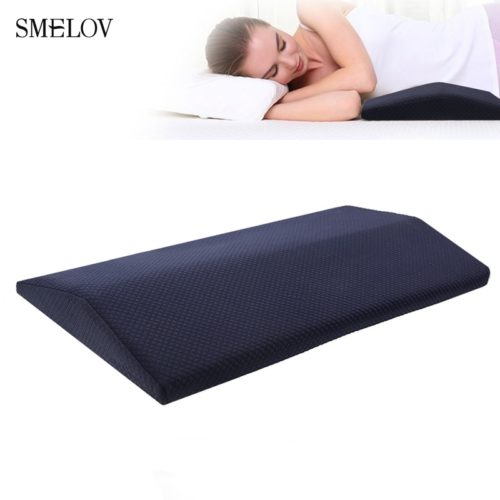 Long Lumbar Pillow Memory Foam
