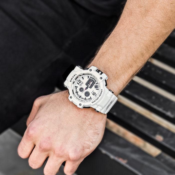 Waterproof Sports Watch Casual Wristwatch