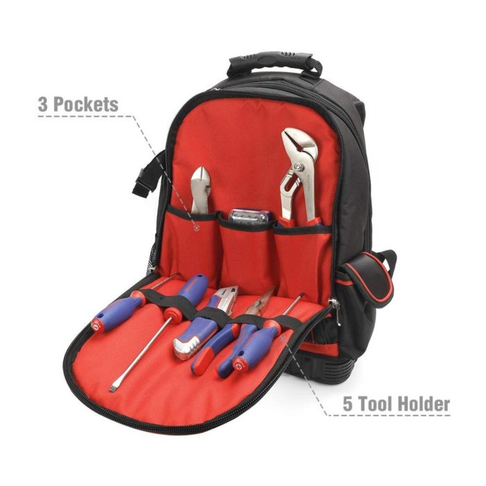 Tool Backpack Storage Bag